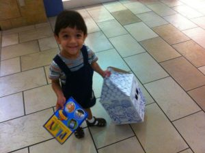 First time at Build a Bear Sept 2012